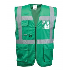 Portwest F476 Iona Executive Waistcoat - Size Medium