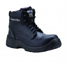 Portwest Composite FC11 Thor S3 Black Safety Boot
