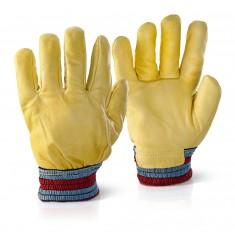 Beeswift FGIMP Freezer One Piece Back Glove (Pack of 10)