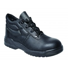 Portwest Steelite FW10 S1P Black Protector Boot