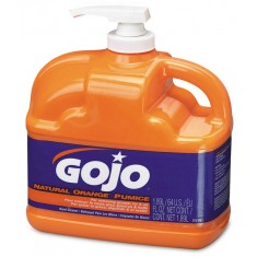 Beeswift GJ0958-04 Orange Pump Bottle (4x1890ml)