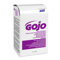 GOJO GJ2103-08 Mild Lotion Soap Fragrance and Dye Free 1000ml (Pack of 8)