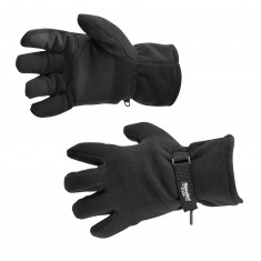 Portwest GL12 Fleece Glove Thinsulate Lined