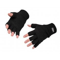 Portwest GL14 Fingerless Knit Thinsulate Glove
