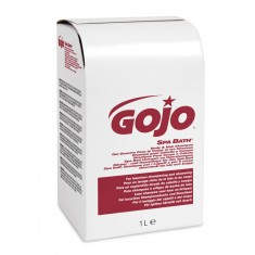 GOJO® GJ2152-08 Spa Bath® Body & Hair Shampoo 1000ml (Pack of 8)