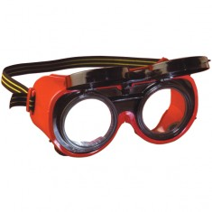 JSP AGL032-100-600 GW5 Flip-up Gas Welding Goggles (Pack of 10)
