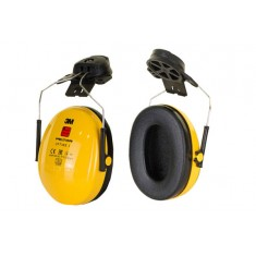 3M Peltor H510P3E-405-GU Optime I Helmet Attachment Ear Muffs
