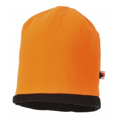 Portwest HA14 Reversible High Visibility Beanie Hat