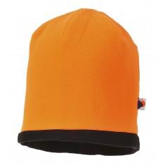 Portwest HA14 Reversible High Visibility Beanie Hat