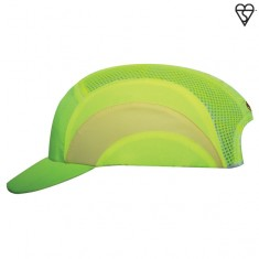 JSP ABS000-001 Hardcap A1+™ 5cm Short Peak Hi Vis (Pack of 20)
