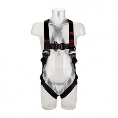 Capital Safety 3M™ Protecta® Standard Vest Fall Arrest Harness with Front and Back D Rings