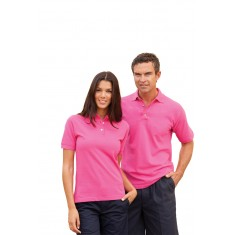 Henbury HB121 Women's Henbury Classic Cotton Pique Short Sleeve Polo