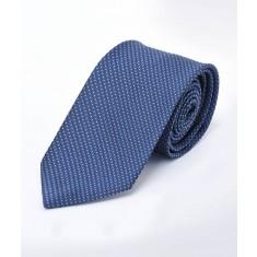 Disley Blue Spot Tie