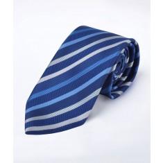 Disley Textured Stripe Tie