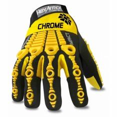 Polyco 4025 HexArmor Chrome Glove