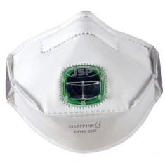 JSP BEY110-201 315 Typhoon Horizontal FFP1 Fold Flat Mask (Pack of 10)