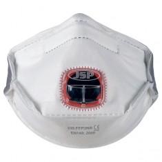 JSP BEY130-201-000 Horizontal FFP3 335 Typhoon Fold Flat Mask  (Pack of 10)