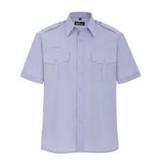 Disley HP136 Williams Pilot Mens Short Sleeve Shirt