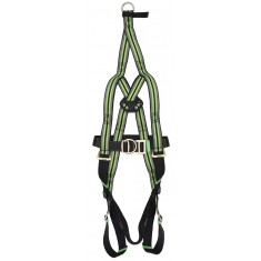 Kratos HSFA10106 2 Point Rescue Harness