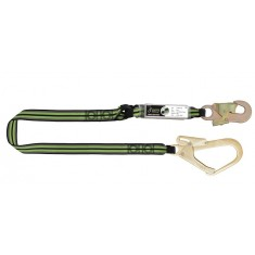 Beeswift HSFA30303  1.5m Lanyard and Scaff Hook