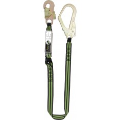 Kratos Safety HSFA30303 1.5 Metre Lanyard with Scaff Hook