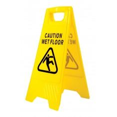 Portwest HV20 Wet Floor Warning Sign