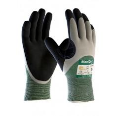 ATG MaxiCut Oil 34-305 3/4 Coated Knitwrist Cut 3 Glove (Pack of 12)