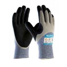 ATG MaxiCut Oil 34-505--B 3/4 Coated Knitwrist Cut 5 Glove (Pack of 12) Proano - Ecuador