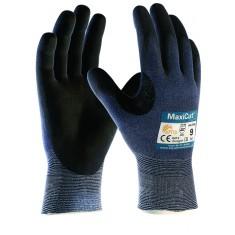 ATG MaxiCut Oil 44-3745 Ultra Palm Coated Knitwrist Cut 5 Glove (Pack of 12)