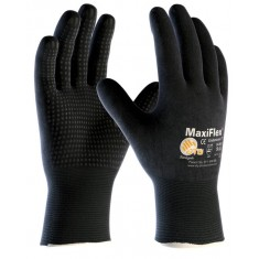 ATG MaxiFlex 34-847 Endurance Drivers Fully Coated Safety Glove (Pack of 12)