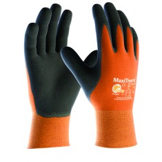 ATG MaxiTherm 30-201--B Palm Coated Knitwrist Glove (Pack of 12)