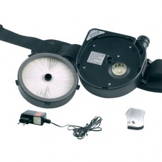JSP CBU220-301-101 Jetstream 8 hour Waist Mounted Power Unit c/w TH2PSL Filter and Charger - EURO Plug