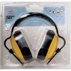JSP AEA410-010-200 J Muff™ Ear Defender in Clam Shell (Pack of 20)