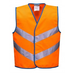 Portwest JN15 Junior High Visibility Vest