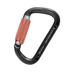 JSP FAR0905 Aluminium Twist Lock Karabiner