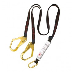 JSP FAR0307 Spartan™ 2m Twin Tail Lanyard