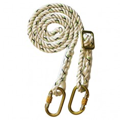 JSP FAR0308 Spartan™ Work Positioning Lanyard