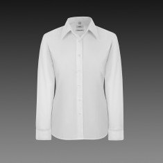 Disley L1DC Classic Collar Double Cuff  Woman's Long Sleeve Shirt