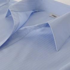 Disley LL130 Self Stripe Corporate Ladies Long Sleeve Blouse