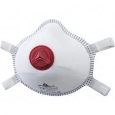 Delta Plus M1300V Moulded Disposable FFP3 Valved Masks (Box of 5)