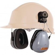 Delta Plus MAGNY Helmet Mounted Ear Defenders SNR 32 dB