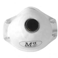 JSP BEH110-001 Martcare® Moulded Mask Valved FFP1 Disposable Masks (Pack of 10)