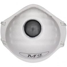 JSP BEH120-001-000 Martcare® Moulded Mask Valved FFP2 Disposable Masks (Pack of 10)