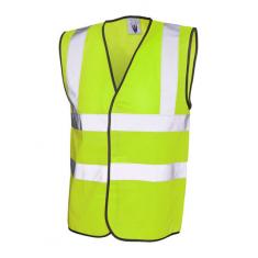 Uneek UC801 High Visibility Waistcoat
