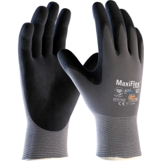 ATG MaxiFlex® Ultimate™ with AD-APT® 42-874 Safety Glove (Pack of 12)