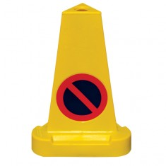 "JSP JAD081-120-200 Mark II Sand Weighted ""No Waiting"" Cone"