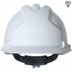 JSP AHS150-000 EVO8 Non Vented, WRH High Impact Safety Helmet (Pack of 8)