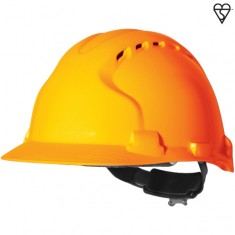 JSP AHU150-000 EVO8 Vented, WRH High Impact Safety Helmet (Pack of 8)