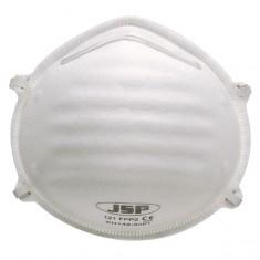 JSP BEJ120-001-000 Moulded FFP2 - 121 Disposable Mask (Pack of 20)