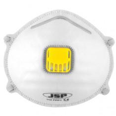 JSP BEK120-001-A00 Moulded FFP2 - 22 Valved Disposable Masks (Pack of 100)